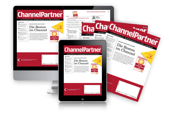 <i>Channel Excellence Awards</i><br><br>Die Besten im Channel